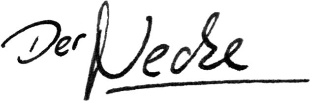 DerNecke – WeBlog